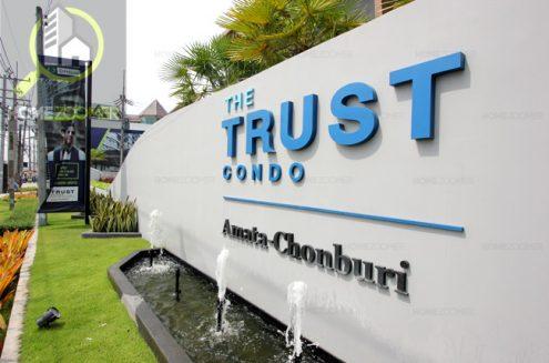 The Trust Condo Amata – Chonburi