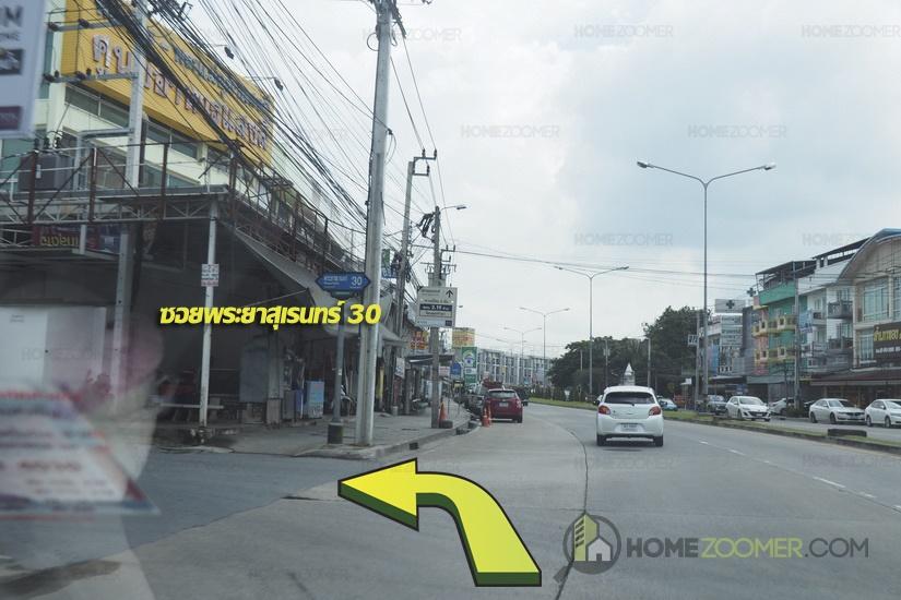 รีวิวทาวน์โฮม The Colors Wongwaen-Ramintra 2