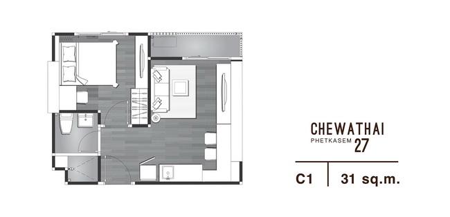 Chewathai Phetkasem 27