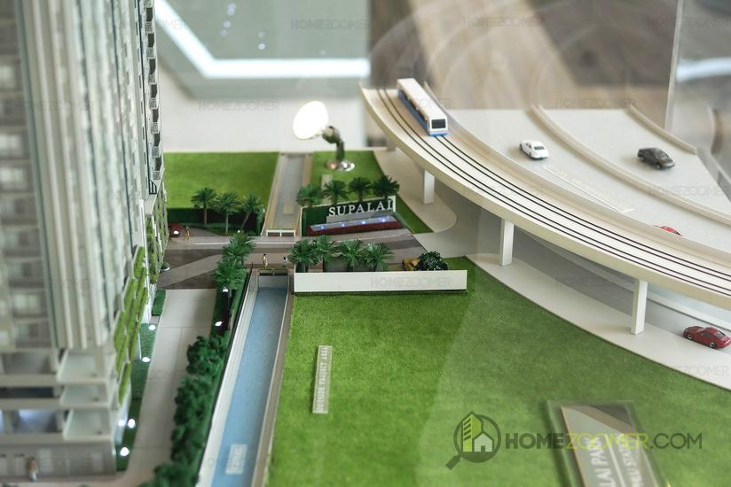 รีวิวคอนโด Supalai Park Tala Phlu Station