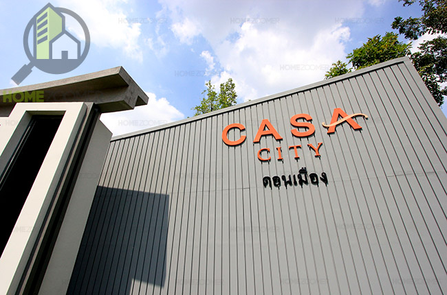 CASA CITY DONMUANG