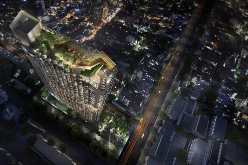 คอนโดใหม่ EDGE Central Pattaya