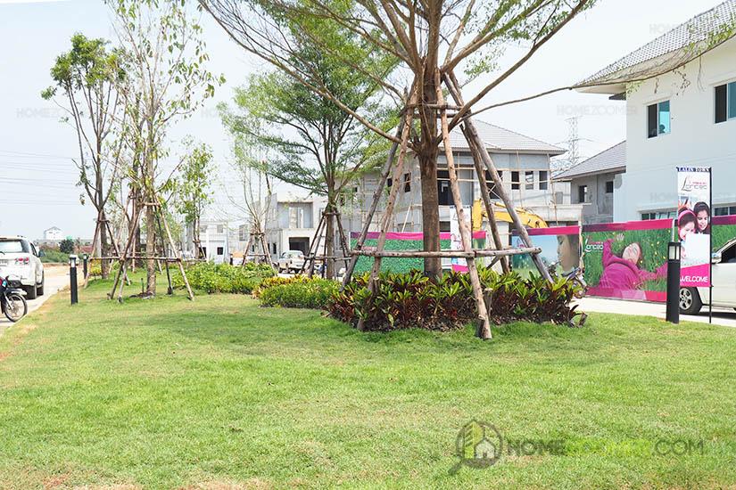 รีวิว บ้าน ลลิล ทาวน์ แลนซีโอ คริป เทพารักษ์-ตำหรุ LalinTown Lanceo Crib Teparak Tumru