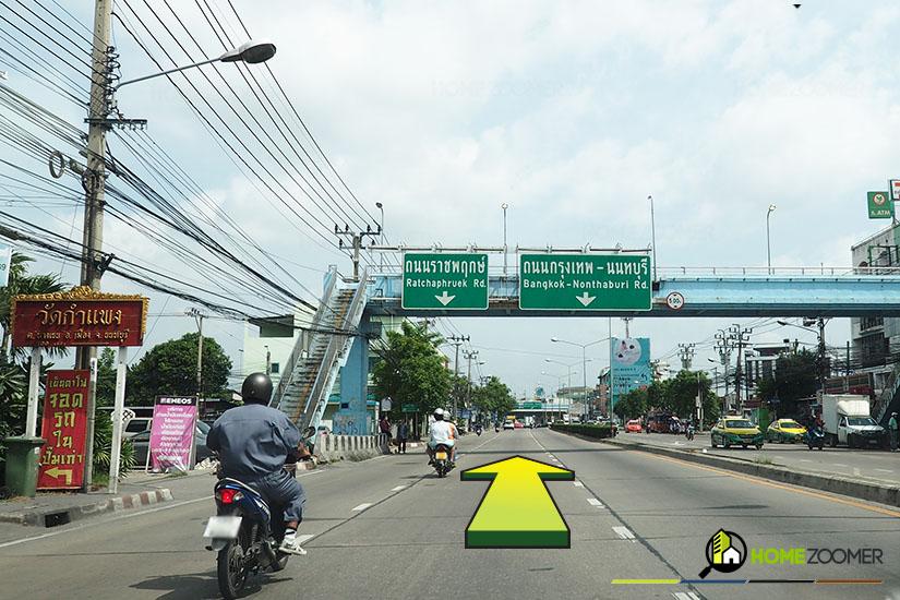 รีวิว ทาวน์โฮม PIBOON TOWN HOME PIBOON พิบูลย์ ทาวน์โฮม ถนนพิบูลสงคราม