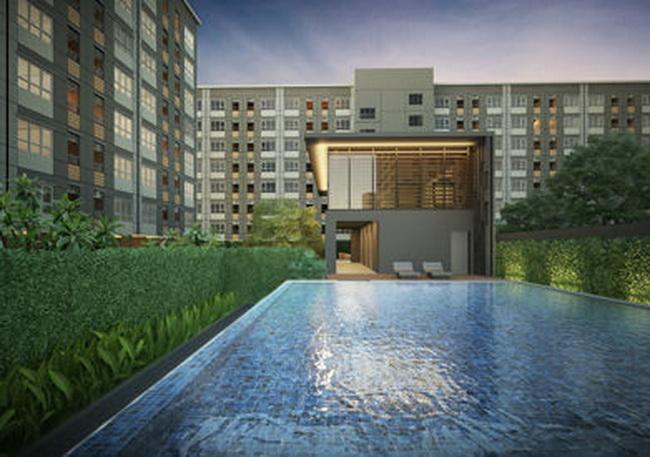 Aspire Sathon Taksin Brick-Zone