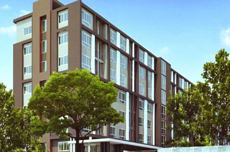 Dcondo Campus Resort Bangna