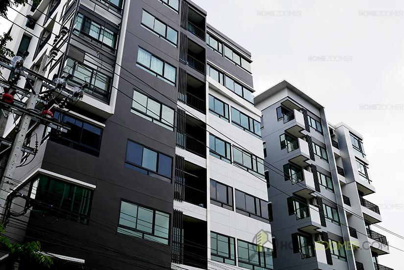 กฎหมายอาคาร (คอนโด 8 ชั้น) Low rise