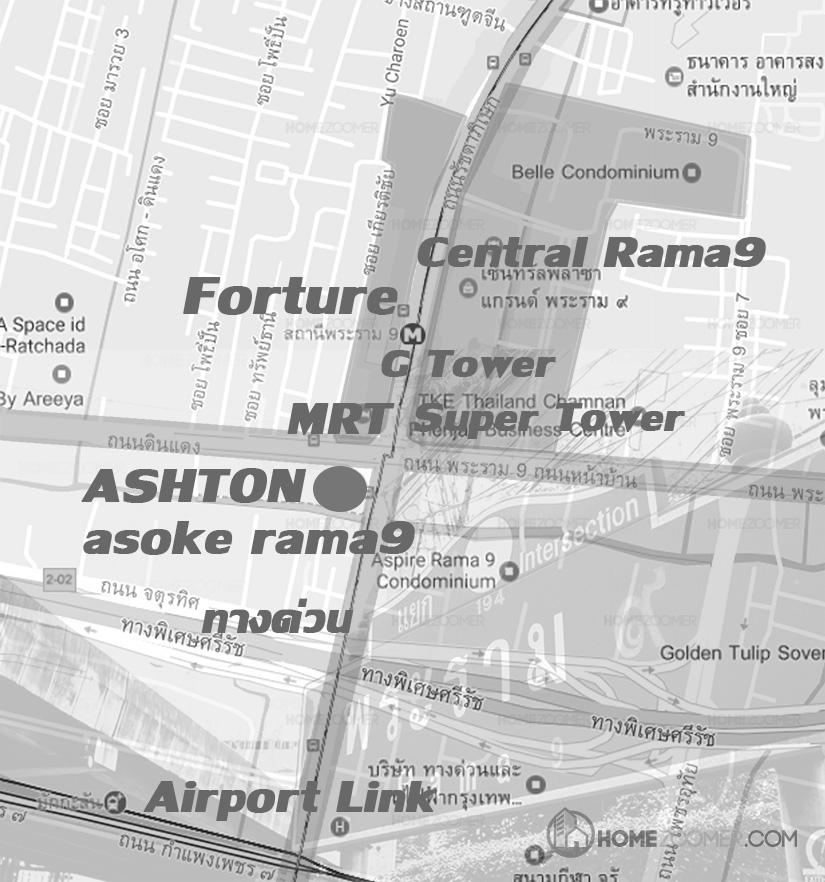ASHTON Asoke–Rama9