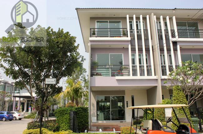 รีวิวทาวน์โฮม Vista Park Rama 2
