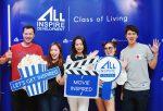 ออลล์ อินสไปร์ฯ จัดกิจกรรม Movie Inspired
