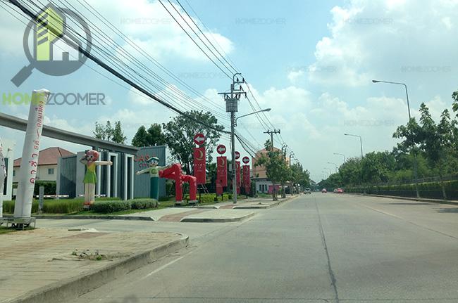 รีวิวบ้าน CASA CITY DONMUANG