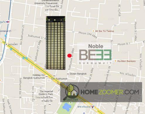ทำเล Noble BE33