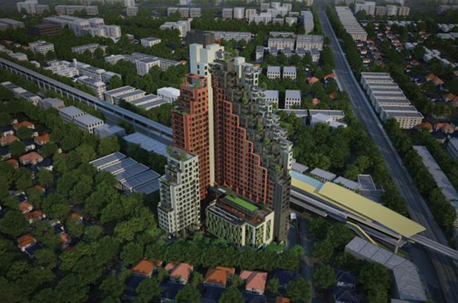 Brix condominium (บริกซ์ คอนโดมิเนียม)