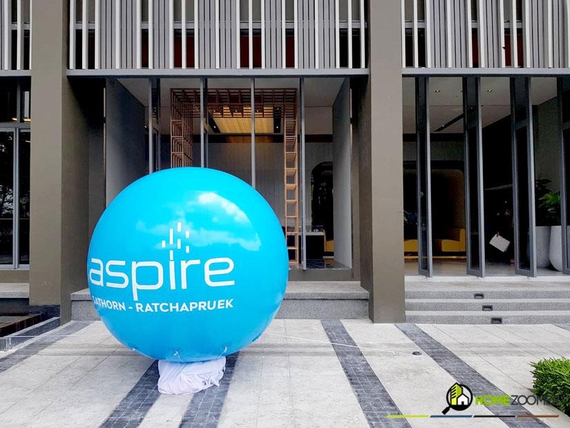 ASPIRE สาทร – ราชพฤกษ์