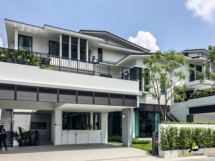 พรีวิว บ้านเดี่ยว Baan Nawat Ramkhamhaeng 118