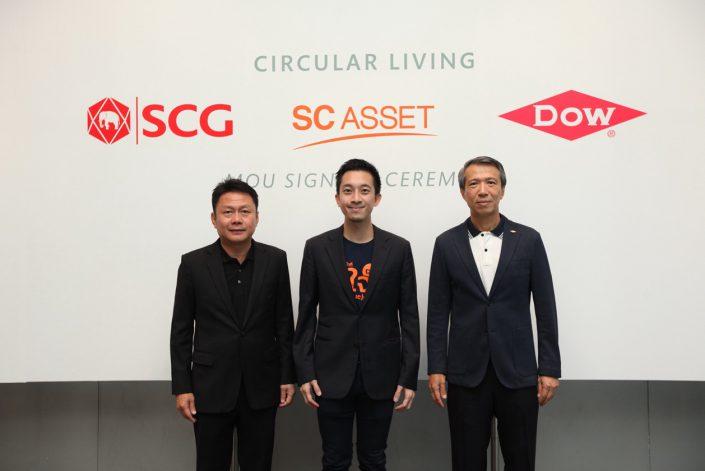 SCG – SC Asset -DOW