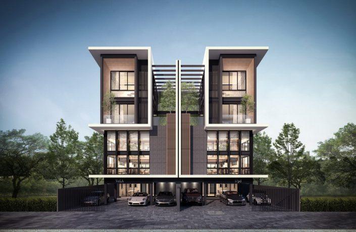 พรีวิว โฮมออฟฟิศ VELA Business Penthouse ลาดพร้าว 71 จาก TIME Property Development