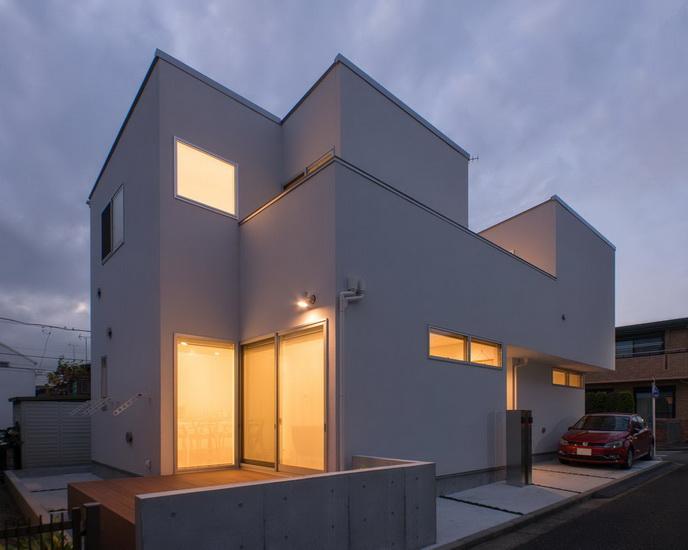 ไอเดียการแต่งบ้านที่เน้นความเรียบง่ายของการออกแบบและการใช้สอยพื้นที่อย่างลงตัว