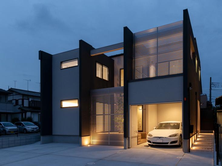 ไอเดีย และแบบการสร้างบ้านทรงกล่องหลังใหญ่