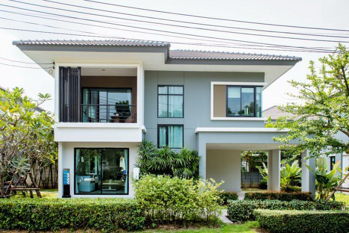 รีวิว บ้าน Delight Donmuang-Rangsit (ดีไลท์ ดอนเมือง-รังสิต รถไฟฟ้าสีแดง) จาก พฤกษา ฯ