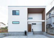 ไอเดีย และแบบการสร้างบ้านเรียบง่ายหลังใหญ่น่าอยู่