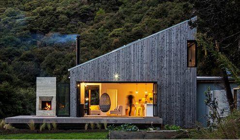 ไอเดีย และแบบการสร้างบ้านสไตล์คันทรี่แบบตะวันตก