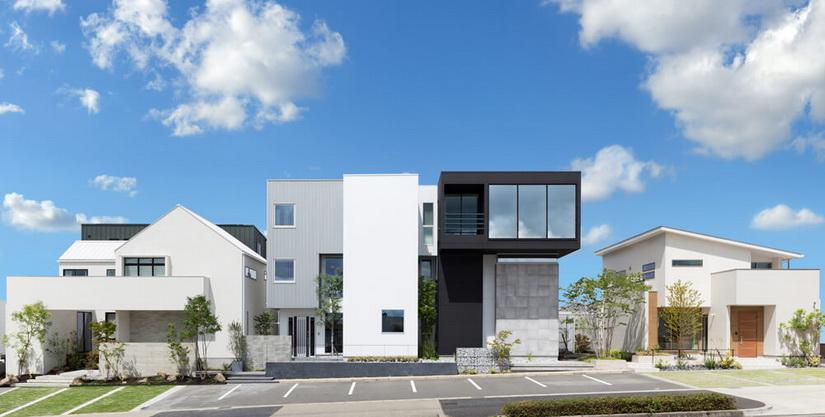 ไอเดีย และแบบการสร้างบ้านหลังใหญ่สไตล์ญี่ปุ่นเน้นความเป็นส่วนตัว