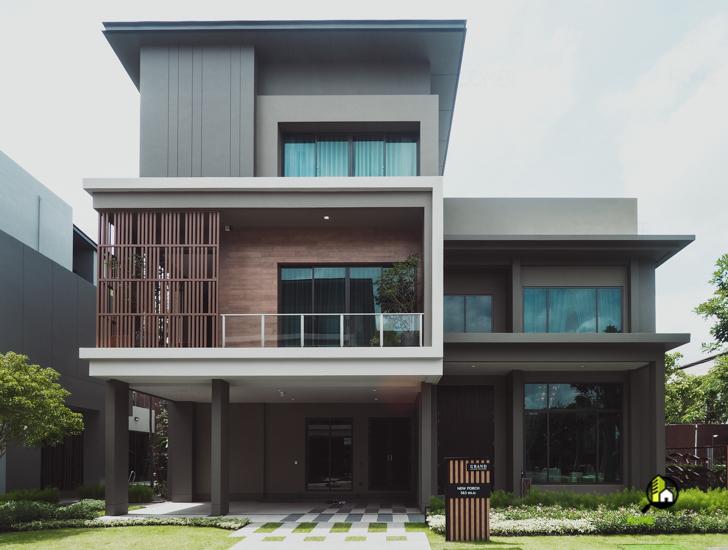 รีวิว บ้าน GRAND BANGKOK BOULEVARD Ratchapruek – Rama 5 (แกรนด์ บางกอก บูเลอวาร์ด ราชพฤกษ์-พระราม5)