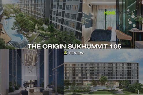 THE ORIGIN SUKHUMVIT105
