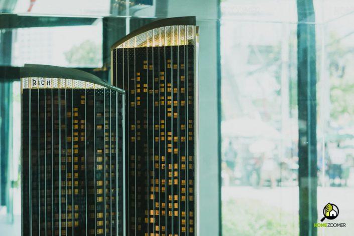 รีวิว คอนโด The Rich Rama 9 – Srinakarin Triple Station (เดอะ ริช พระราม 9-ศรีนครินทร์ ทริปเปิ้ล สเตชั่น)
