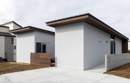 ไอเดีย และแบบการสร้างบ้านชั้นเดียวให้ดูกว้างขึ้น
