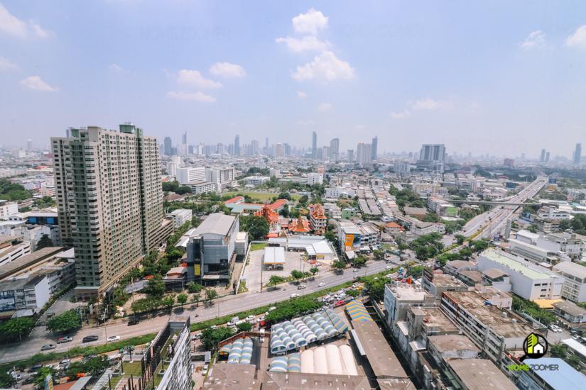 รีวิว คอนโด Bangkok horizon Ratchada-Thapra (บางกอก ฮอริซัน รัชดา-ท่าพระ)