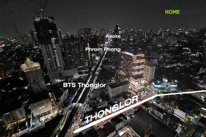 คอนโด HYDE HERITAGE THONGLOR (ไฮด์ เฮอริเทจ ทองหล่อ) จาก แกรนด์ แอสเสทฯ