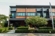 ทาวน์โฮม SIRI PLACE Ratchaphruek - Rattanathibet (สิริเพลส ราชพฤกษ์ - รัตนาธิเบศร์)