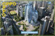 ตึกสำนักงานใหญ่สุดอลังการของ OPPO