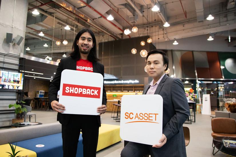 SC Asset x ShopBack รุกสร้างปรากฏการณ์ใหม่บนแพลตฟอร์มออนไลน์