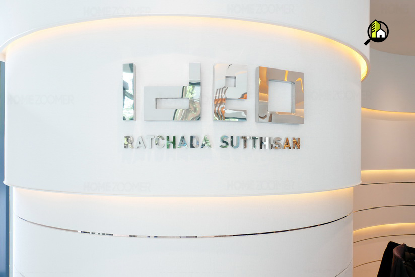 IDEO RATCHADA-SUTTHISAN (ไอดีโอ รัชดา – สุทธิสาร)