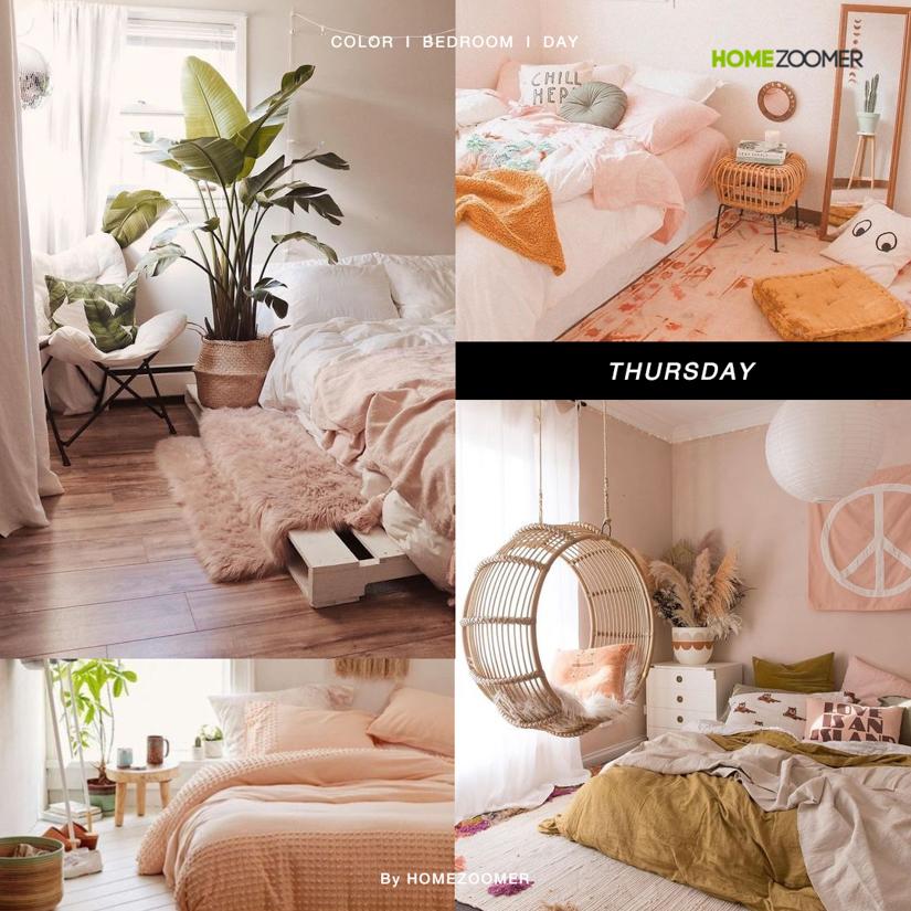 แจกไอเดียแต่งห้องนอนตามสีประจำวันเกิด เสริมพลังงานบวก