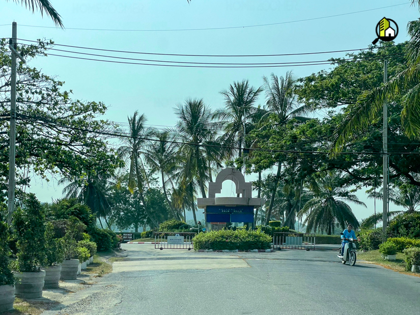 ปาล์ม เครสเซนต์ หัวหิน ( Palm Crescent Huahin )