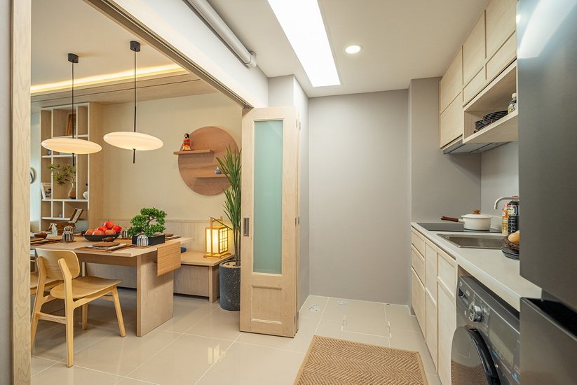 สิริ เพลส วงแหวน – ลำลูกกา (Siri Place Wongwaen-Lamlukka)