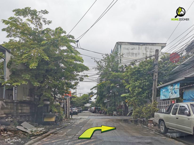 อินเตอร์เชนจ์ ทาวน์โฮม สิวารมณ์ วิลเลจ สุขุมวิท – เทพารักษ์ (SIVAROM VILLAGE Sukhumvit-Theparak)