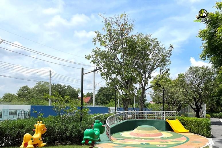 ชวนชื่น ทาวน์ รังสิต-คลอง 3 (Chuan Chuen Town Rangsit-Klong 3)