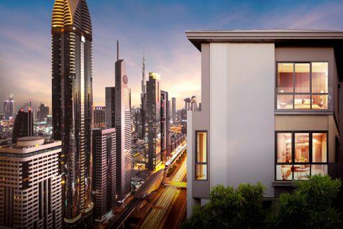 บ้านกลางเมือง The Edition พหลฯ-รามอินทรา