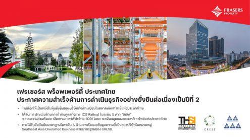 เฟรเซอร์ส พร็อพเพอร์ตี้ ประเทศไทย